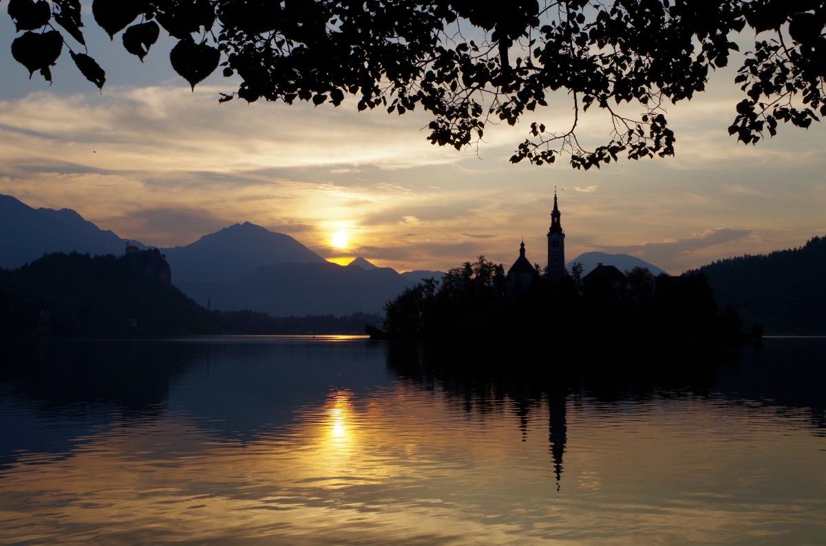 Slovénie - Jours 9 à 13 - Bled & Bohinj - Km 2350