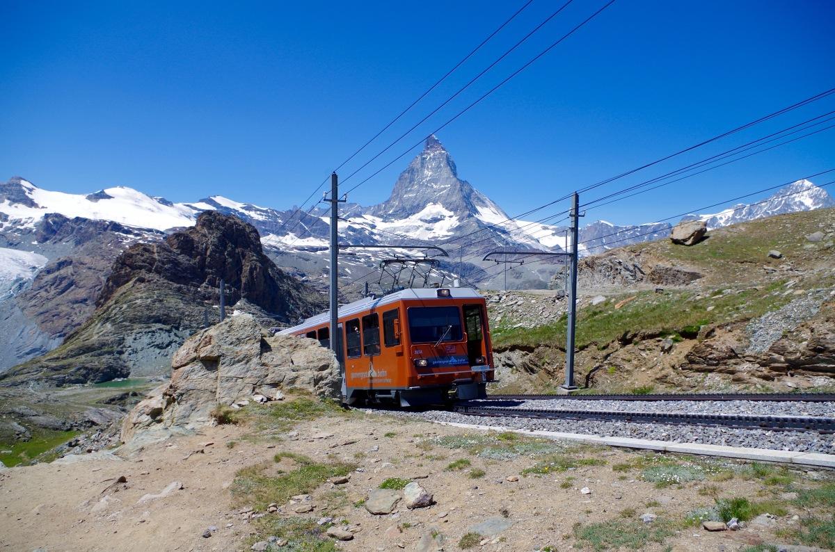 Suisse - Zermatt et le Matterhorn - Jour 3 - Km 740